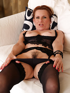 Mature Pictures Featuring 58 Year Old Lucy O From AllOver30