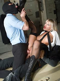 Sex in a uniform