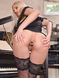 Butt Plug Pleasures free photos and videos on DDFNetwork.com