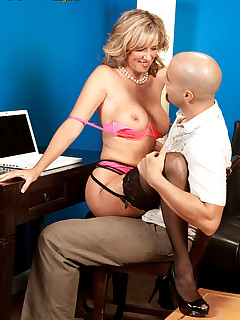 40 Something - Fuck Jodi West, Young Man! - Jodi West and Peter Delmar (65 Photos)