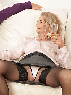 60 Plus MILFs - Anything a 20-year-old can do, Beata can do better - Beata and Steve Q (50 Photos)