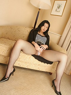 Slutty Chinami slowly strips off her clothes @ Idols69.com... Always more then you expect!
