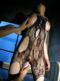 Naughty Asian tramp shows her hot lingerie @ Idols69.com... Always more then you expect!