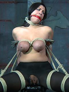 Hardtied | Extreme Rope Bondage, Orgasms, and Hardcore Sex | Dana Vixen Is Exposed