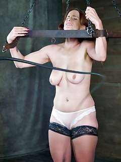Infernal Restraints | Extreme Device Bondage and Metal Restraints | Panty Sniffing Perverts